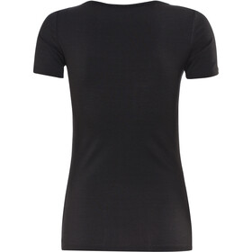 Icebreaker Siren SS Sweetheart Shirt Damen black